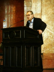 First Philological Forum: Valeri Stefanov